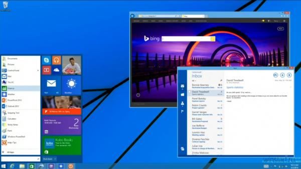 Предварительная версия Windows 9 по-прежнему ожидается осенью этого года