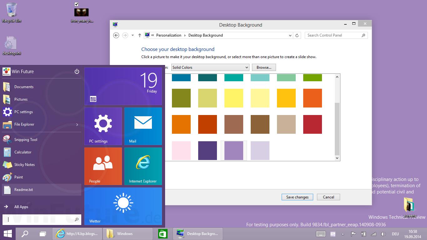 Как сделать слайд шоу рабочего стола для windows 7 домашняя базовая