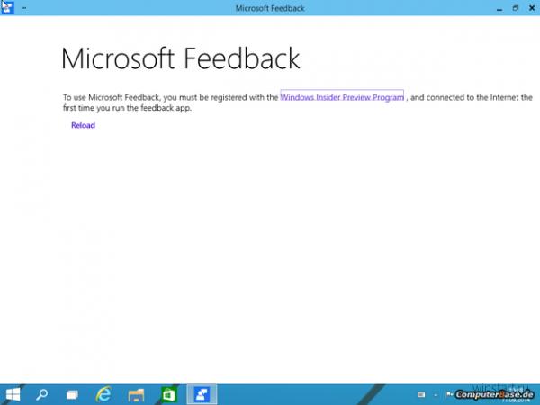В сеть утекли скриншоты предварительной версии Windows 9
