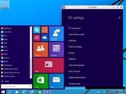 Windows Technical Preview можно будет скачать не раньше первых чисел октября