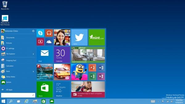 Microsoft официально анонсировала Windows 10