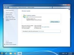 Windows 7 можно обновить до Windows Technical Preview через Центр обновления