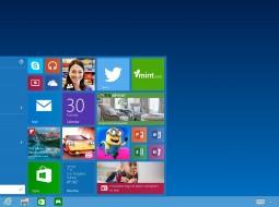 В Windows 10 размеры меню Пуск можно изменять почти произвольно