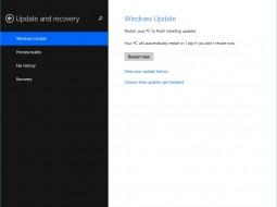 Для Windows 10 Technical Preview 9860 уже доступны первые обновления