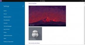 В Windows 10 классическая панель управления окончательно уйдёт в прошлое