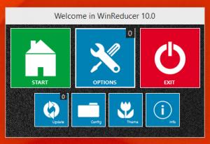 WinReducer 10.0 — изменяем дистрибутив операционной системы по своему усмотрению