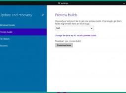 Новая сборка Windows 10 Technical Preview доступна для скачивания и установки